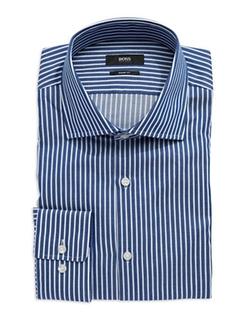 HUGO BOSS - Striped Dress Shirt