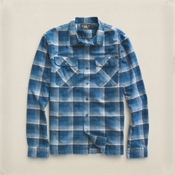 Ralph Lauren - Brook Plaid Cotton Shirt