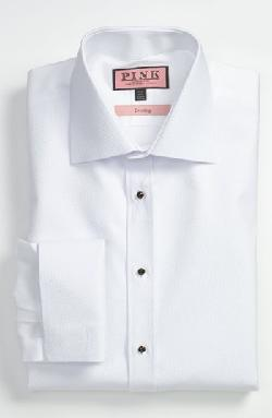 Thomas Pink - Slim Fit Tuxedo Shirt