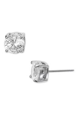 Ralph Lauren  - 0.85ct tw Cubic Zirconia Earrings