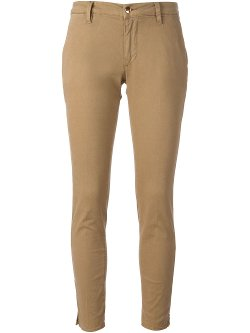 +People - Skinny Fit Chinos Pants