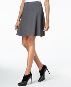Kensie - Ponte Skater Skirt