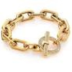 Michael Kors - Cityscape Chains Pavé Toggle Bracelet