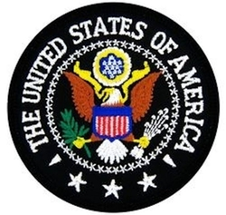 HMC - Presidential Seal Small Patch