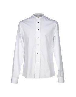 Alexander Mcqueen  - Mandaron Collar Shirt