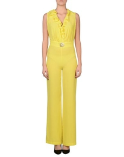 Le Complici - Deep Neck Jumpsuit