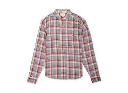 Lucky Brand  - Overland Plaid Shirt