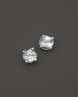 Ippolita  - Sterling Silver Mini Stud Earrings