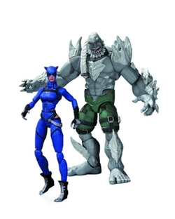 DC Collectibles - Catwoman Vs. Doomsday Action Figure
