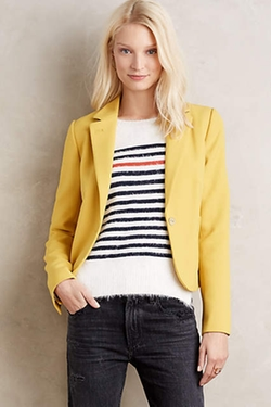 Anthropologie - Ottoline Blazer