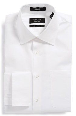 Nordstrom - Traditional Fit Dress Shirt