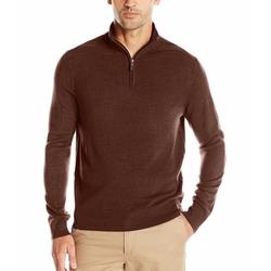 Dockers - Quarter-Zip Long-Sleeve Sweater
