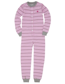 Hatley - Union Heart Stripes Pajama