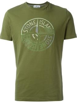 Stone Island - Logo Print T-Shirt