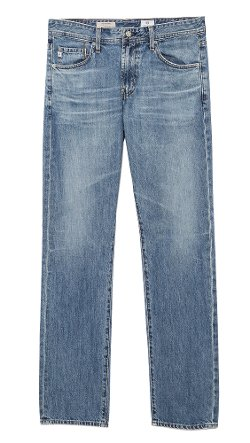 AG Adriano Goldschmied  - Graduate Tailored 12oz Jeans