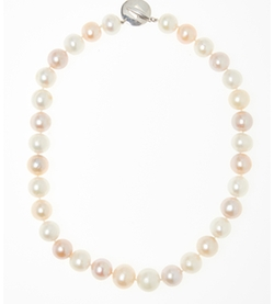 Passports Pearls - Natural-Hued Pearl Necklace