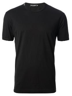 DOLCE & GABBANA  - crew neck T-shirt