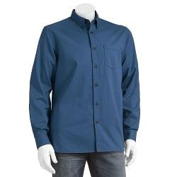 Dockers - Solid The Khaki Casual Button-Down Shirt