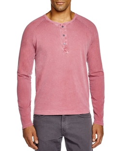 Splendid Mills - Cotton Henley Shirt