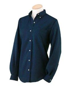 Van Heusen  - Long-Sleeve Wrinkle-Resistant Oxford Shirt