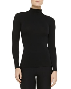 Commando  - Ballet Body Mock Turtleneck Top