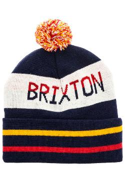 Brixton  - The Fairmont Pom Beanie