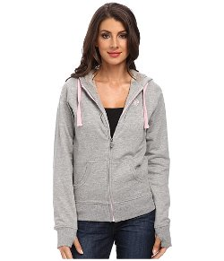 U.S. Polo Assn.  - Solid Fleece Hooded Jacket