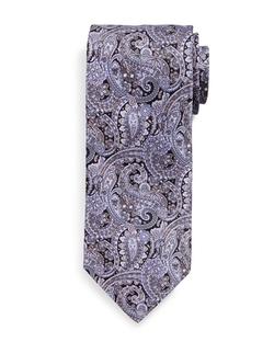 Stefano Ricci  - Fancy Paisley-Print Silk Tie