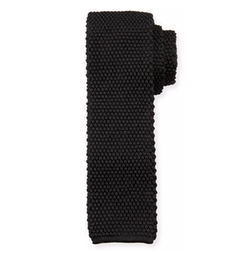 Tom Ford - Solid Knit Silk Tie