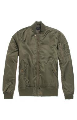 Bullhead Denim Co  - Bomber Jacket
