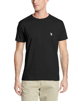 U.S. Polo Assn. - Crew-Neck Pocket T-Shirt