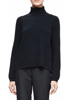 Co - Long-Sleeve Turtleneck Sweater
