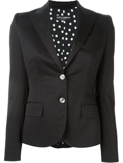 Dolce & Gabbana - Two Button Blazer