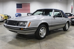 Ford - 1979 Mustang Coupe