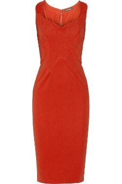 Zac Posen  - Stretch-knit Dress