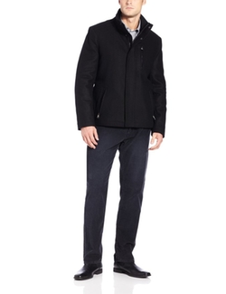 Izod - Stand-Collar Jacket