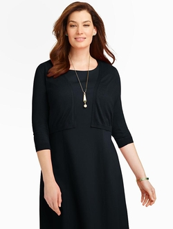 Talbots - Dress Shrug