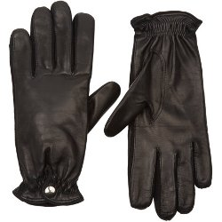 Barneys New York - Cashmere-Lined Leather Gloves