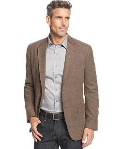 Tasso Elba  - Brushed Cotton Sportcoat