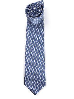 Lanvin - Printed Tie