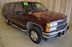 Chevrolet - 1992 Suburban K1500 SUV