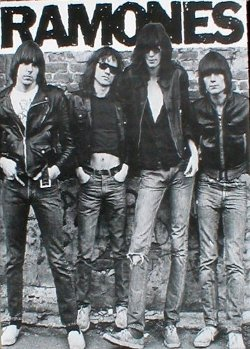 Poster Revolution - Ramones Music Poster Print