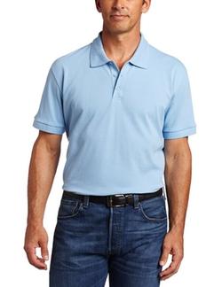 Classroom Uniforms - Short Sleeve Pique Knit Polo Shirt