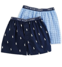 Polo Ralph Lauren - Classic Cotton Woven Boxer Shorts