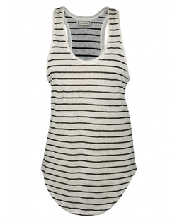 Malene Birger - Ersonta Striped Tank Top