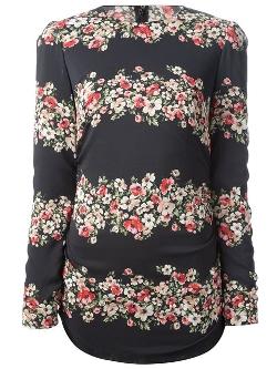 Dolce & Gabbana - Floral Blouse
