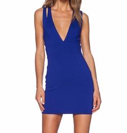 NBD - X Revolve Late Night Bodycon Dress
