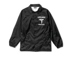 Villans LA - Uzi Worldwide Coach Jacket