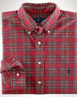 Ralph Lauren - Tartan Oxford Sport Shirt