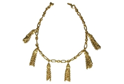 Givenchy - Romanesque Tassel Necklace
